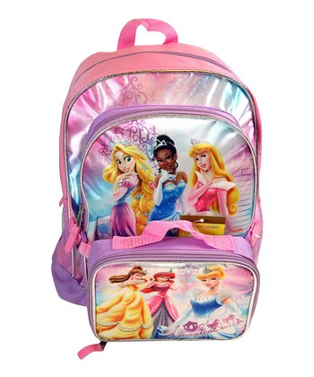 Princess Backpack & Utility Tote
