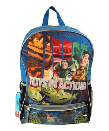 Toy Story 'Toys in Action' Backpack
