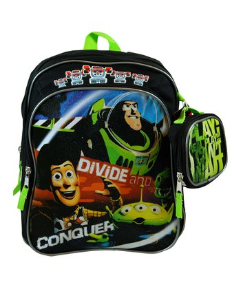 Toy Story 'Divide & Conquer' Mini Backpack