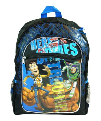 Toy Story 'Here Comes Trouble' Lenticular Backpack