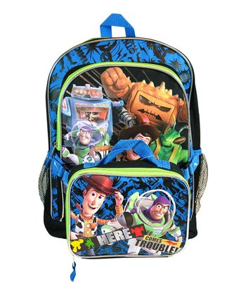 Toy Story Backpack & Utility Tote