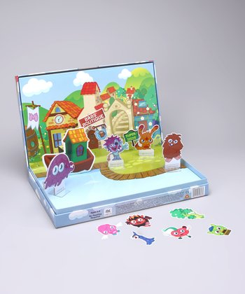 Moshi Monsters 3-D Deluxe Play Set
