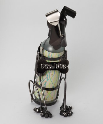'Good Dog' Wine Bottle Holder