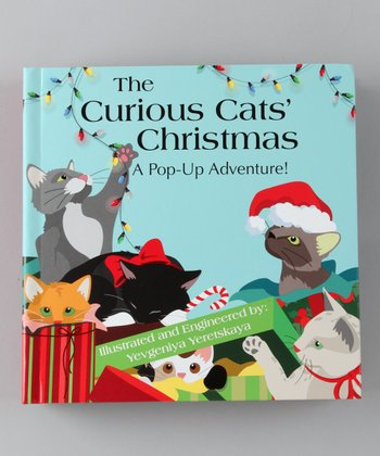 The Curious Cats' Christmas Hardcover