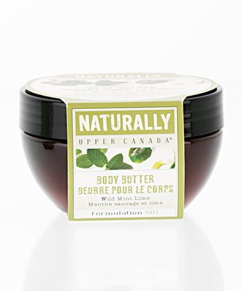 Wild Mint Lime Body Butter