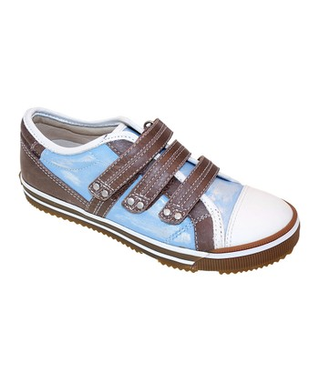 Brown & Sky Lena Sneaker - Girls