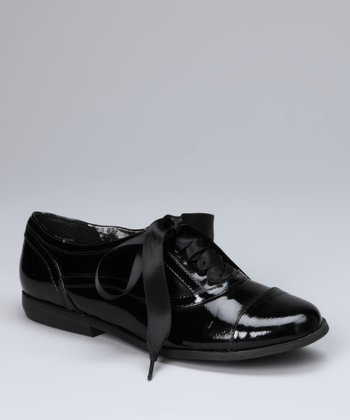 Black Ragtime Loafer