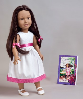 Apolonia From the Dominican Republic Doll