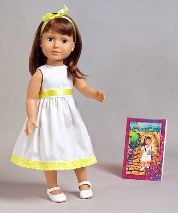 Kristelle From France Doll