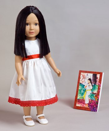 Luz From the Philippines Doll