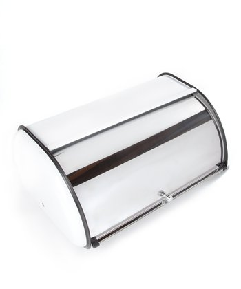 Stainless Steel Deluxe Bread Box