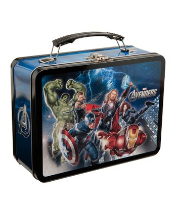 The 'Avengers' Lunch Box