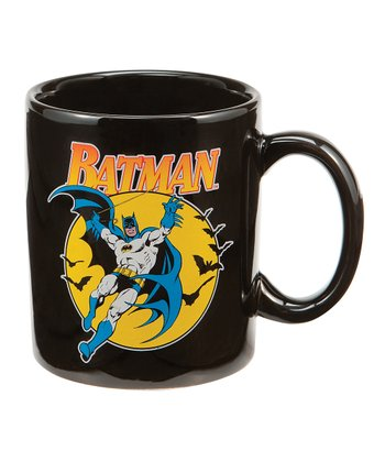 Black Batman 12-Oz. Mug
