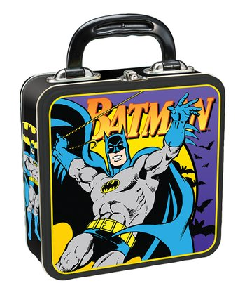 Batman Square Lunch Box