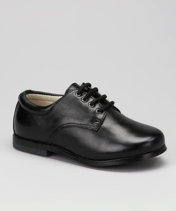 Venettini Black Andy Dress Shoe