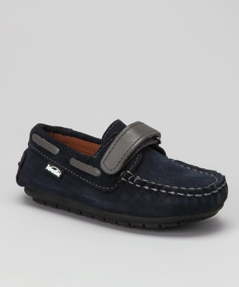 Venettini Duke Blue Samy Moccasin