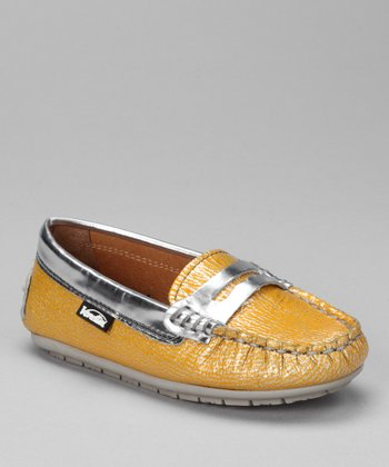 Yellow Zebra Savor Loafer