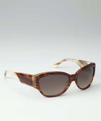 Sun Suede Gradient Sunglasses