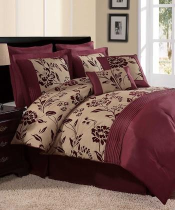 Aurora Queen Comforter Set