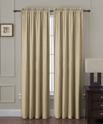 Ivory Langdon Curtain Panel