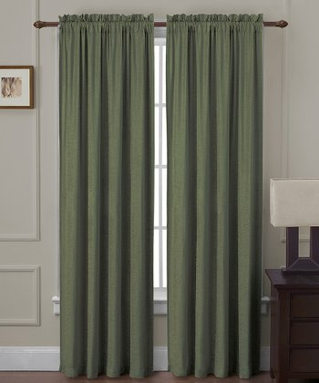 Sage Langdon Curtain Panel