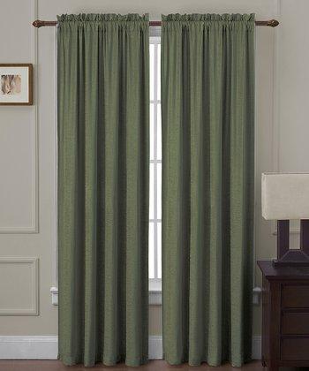 Sage Langdon Curtain Panel