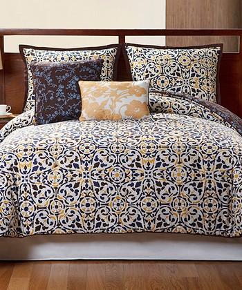 Sahara Reversible Comforter Set