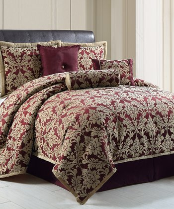 Wilshire Queen Comforter Set