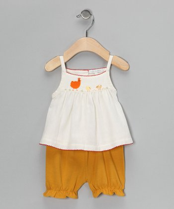 Rooster Swing Top & Bloomers - Infant