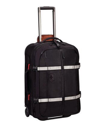 Black 25'' Expandable Upright
