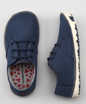 Navy Ra Shoe - Kids
