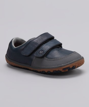 Navy Rooty Shoe - Kids