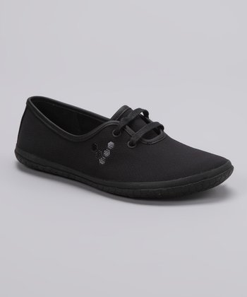 Black Jazz Shoe - Women