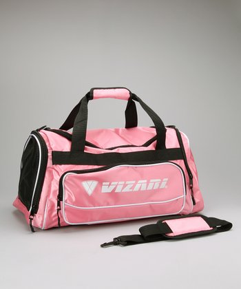 Pink Messina Duffel Bag