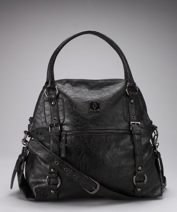 Black East Side Tote