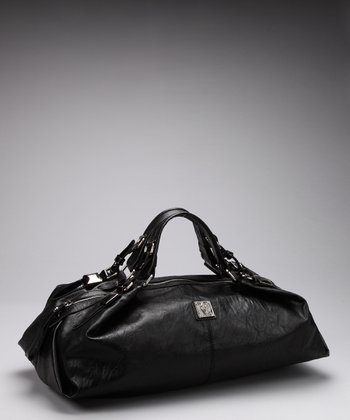 Black Village Satchel
