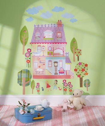 Play House Wall Decal Set