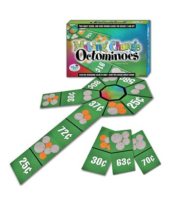 WCA Making Change Octominoes Game
