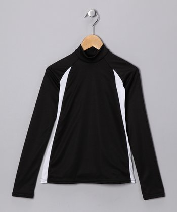 Black Arctic Wikmax® Long-Sleeve Top - Boys