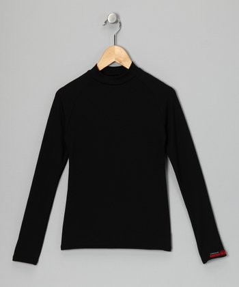 Black Wikmax®® Long-Sleeve Shirt