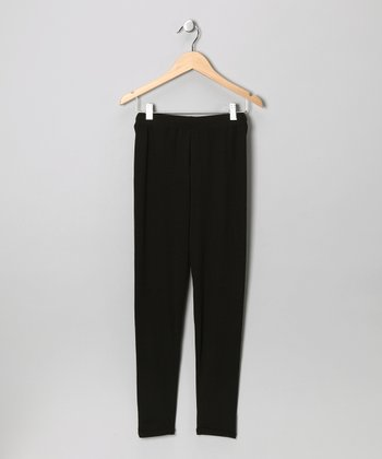 Black Wikmax® Pants - Boys