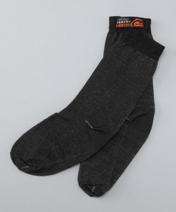 Black HEATR® Socks