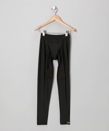 Black Hockey Joc Pants - Boys