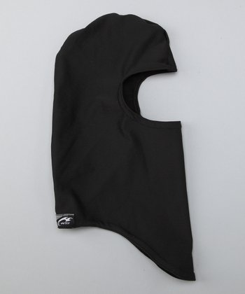 Black Prowikmax Face Mask Hood
