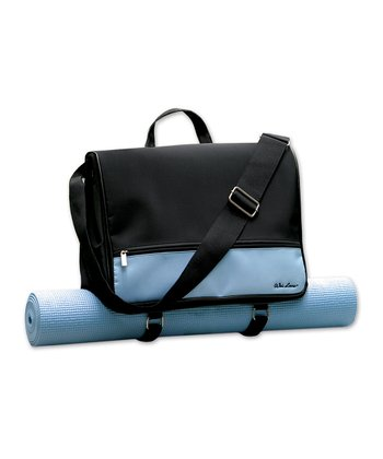 Black Pilates & Yoga Metro Bag