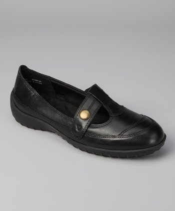 Black Cutie Slip-On Shoe