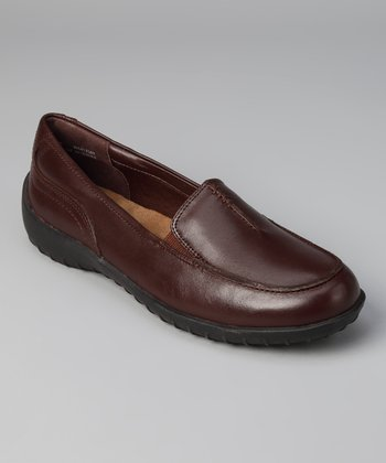 Tobacco Cash Loafer