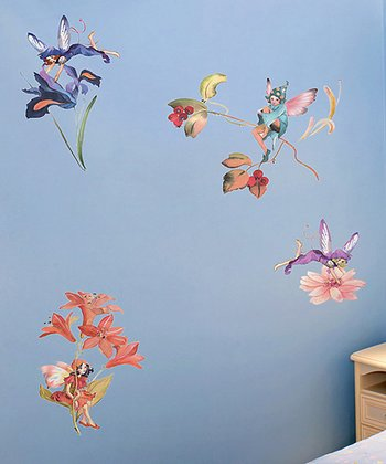 Fairies Wall Decal Set