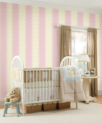 Gigi Stripe Wall Decals Set