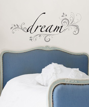 'Dream' Wall Decal Set